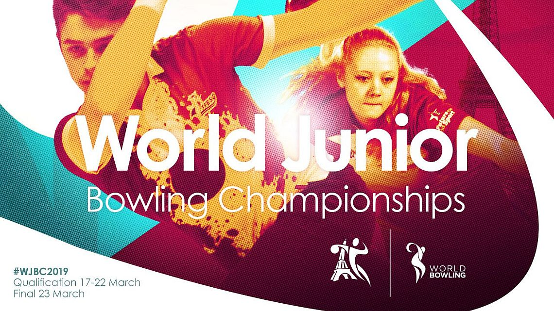 Inaugural World Junior Bowling Championships is underway in France