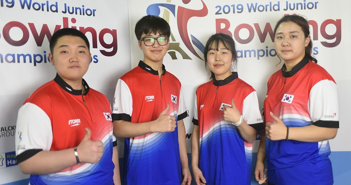 Korea wins four out of five gold medals in the WJBC Arena Finals